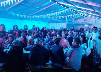 Evenemangstält / festivaltält